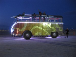 World's Largest Volkswagen Bus